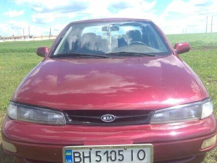 Червоний Кіа Сефія, об'ємом двигуна 1.6 л та пробігом 2 тис. км за 2650 $, фото 1 на Automoto.ua