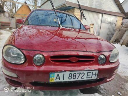 Червоний Кіа Шума, об'ємом двигуна 1.8 л та пробігом 195 тис. км за 2300 $, фото 1 на Automoto.ua