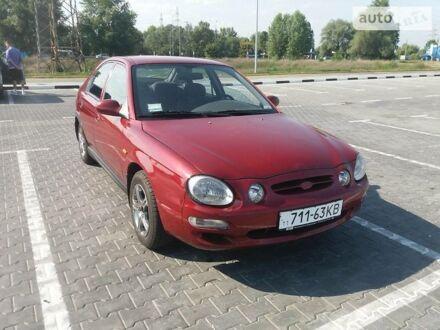 Красный Киа Шума, объемом двигателя 1.5 л и пробегом 277 тыс. км за 3000 $, фото 1 на Automoto.ua