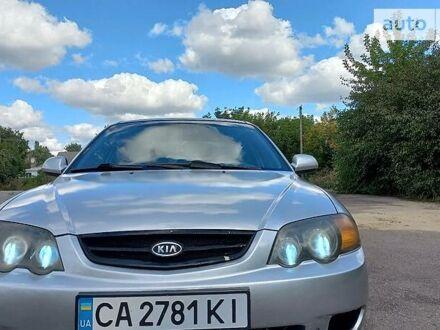 Серый Киа Шума, объемом двигателя 1.6 л и пробегом 200 тыс. км за 2300 $, фото 1 на Automoto.ua