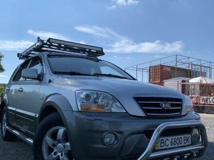 Серый Киа Соренто, объемом двигателя 0.25 л и пробегом 25 тыс. км за 9500 $, фото 1 на Automoto.ua