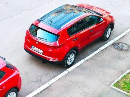 Красный Киа Спортейдж, объемом двигателя 1.7 л и пробегом 67 тыс. км за 17600 $, фото 1 на Automoto.ua