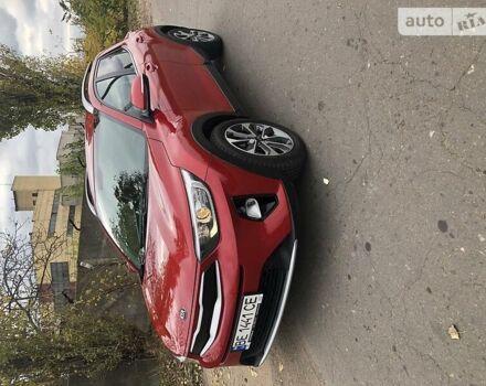 Красный Киа Stonic, объемом двигателя 1.4 л и пробегом 45 тыс. км за 15300 $, фото 1 на Automoto.ua