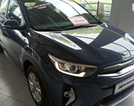 купити нове авто Кіа Stonic 2020 року від офіційного дилера Радар-сервис Кіа фото