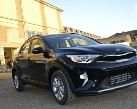 купить новое авто Киа Stonic 2020 года от официального дилера Буковина-Авто Киа фото