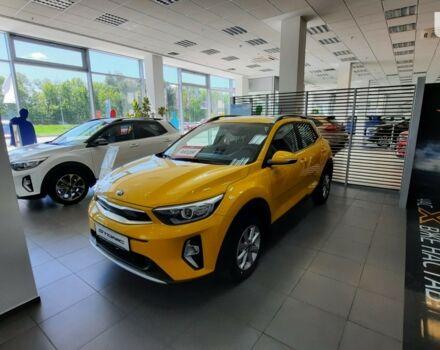 купить новое авто Киа Stonic 2020 года от официального дилера Галичина-Авто Киа фото