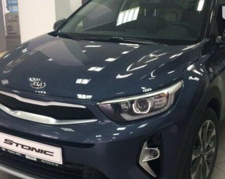 купити нове авто Кіа Stonic 2021 року від офіційного дилера Харьков Авто Кіа фото