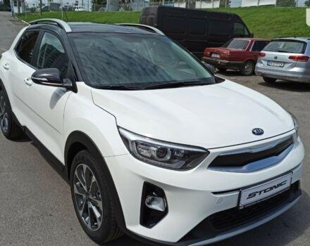 купити нове авто Кіа Stonic 2021 року від офіційного дилера Хмельниччина-Авто Кіа фото