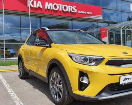 купить новое авто Киа Stonic 2021 года от официального дилера Волинь-Авто Киа фото