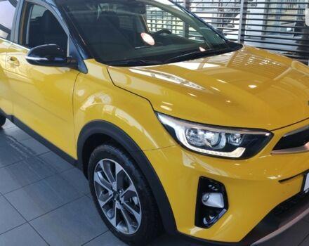 купити нове авто Кіа Stonic 2021 року від офіційного дилера «Одесса-АВТО» Кіа фото