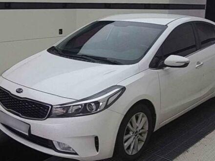 Белый Киа K3, объемом двигателя 1.6 л и пробегом 113 тыс. км за 12500 $, фото 1 на Automoto.ua