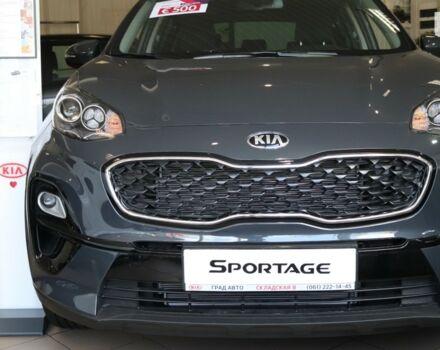 купити нове авто Кіа Sportage 2020 року від офіційного дилера Град Авто Кіа фото