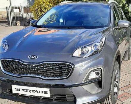 купить новое авто Киа Sportage 2020 года от официального дилера АвтоХІТ Киа фото