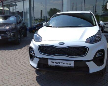 купить новое авто Киа Sportage 2021 года от официального дилера Хмельниччина-Авто Киа фото