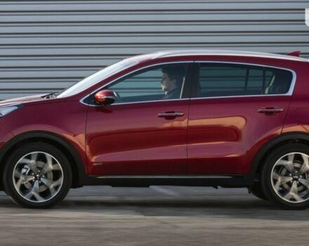 купити нове авто Кіа Sportage 2021 року від офіційного дилера Град Авто Кіа фото