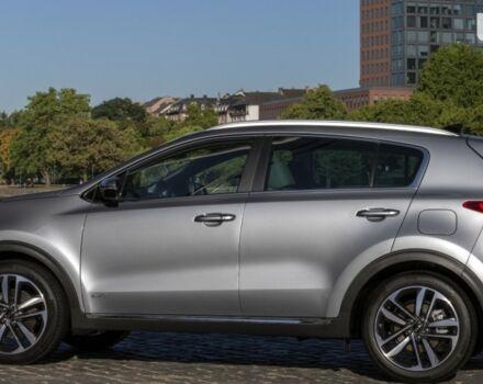 купить новое авто Киа Sportage 2021 года от официального дилера Auto Sale Киа фото