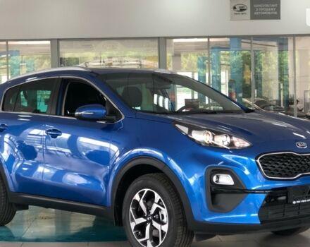купити нове авто Кіа Sportage 2021 року від офіційного дилера Рівне-Авто Кіа фото