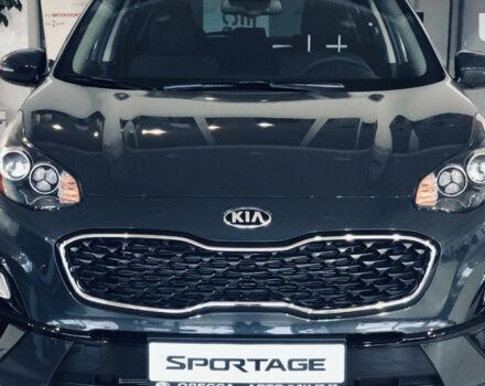 купить новое авто Киа Sportage 2021 года от официального дилера «Одесса-АВТО» Киа фото