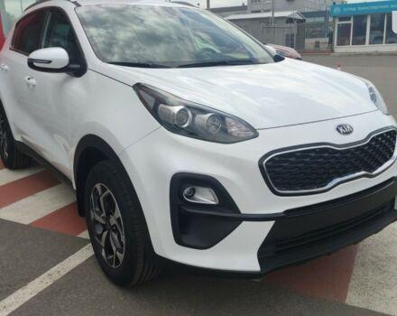 купити нове авто Кіа Sportage 2021 року від офіційного дилера «Одесса-АВТО» Кіа фото