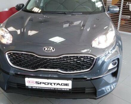 купити нове авто Кіа Sportage 2021 року від офіційного дилера Днепропетровск-Авто Кіа фото
