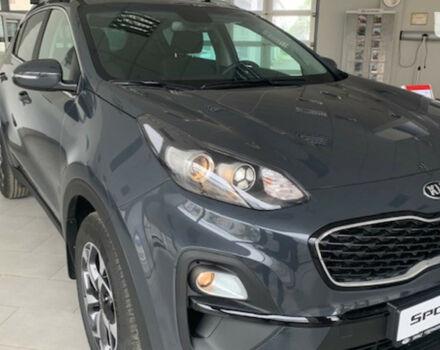 купити нове авто Кіа Sportage 2021 року від офіційного дилера ТернопільАВТО Кіа фото