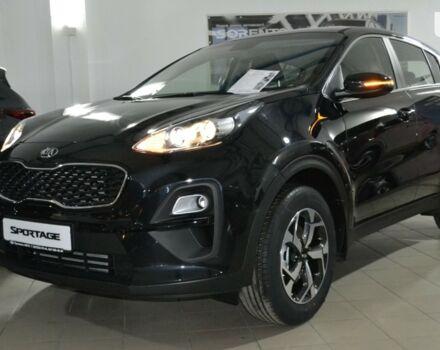 купить новое авто Киа Sportage 2021 года от официального дилера Буковина-Авто Киа фото