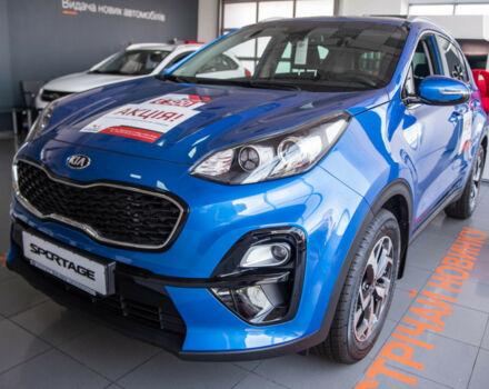 купить новое авто Киа Sportage 2021 года от официального дилера Блиц Авто Киа фото
