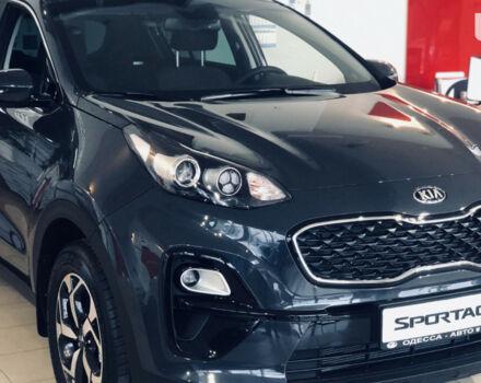 купити нове авто Кіа Sportage 2021 року від офіційного дилера «Одеса-АВТО» Кіа фото