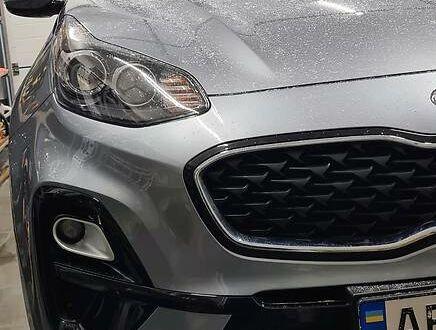 Сірий Кіа Sportage, об'ємом двигуна 1.6 л та пробігом 56 тис. км за 20500 $, фото 1 на Automoto.ua