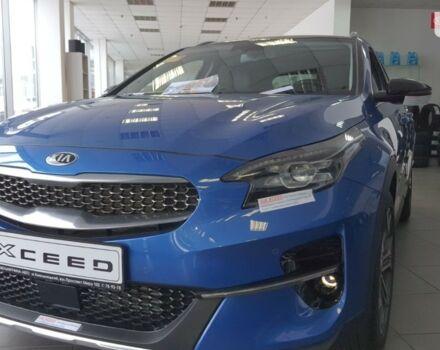 купити нове авто Кіа XCeed 2020 року від офіційного дилера Хмельниччина-Авто Кіа фото