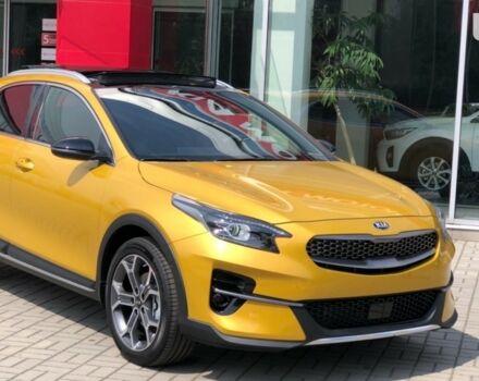 купити нове авто Кіа XCeed 2020 року від офіційного дилера Галичина-Авто Кіа фото
