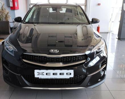 купить новое авто Киа XCeed 2020 года от официального дилера Блиц Авто Киа фото