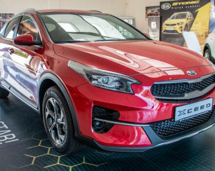 купити нове авто Кіа XCeed 2020 року від офіційного дилера АВТОЦЕНТР KIA Кіа фото