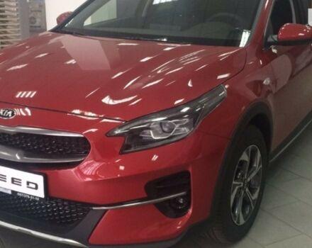 купити нове авто Кіа XCeed 2020 року від офіційного дилера Харьков Авто Кіа фото