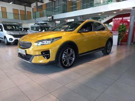 Жовтий Кіа XCeed, об'ємом двигуна 1.4 л та пробігом 2 тис. км за 27012 $, фото 1 на Automoto.ua