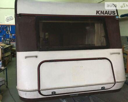 Белый Кнаус 4106, объемом двигателя 0 л и пробегом 1 тыс. км за 5700 $, фото 1 на Automoto.ua