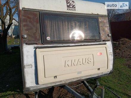 Белый Кнаус 8303, объемом двигателя 0 л и пробегом 8 тыс. км за 1900 $, фото 1 на Automoto.ua