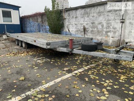 Серый Кнотт 96A, объемом двигателя 0 л и пробегом 10 тыс. км за 5500 $, фото 1 на Automoto.ua
