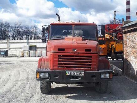 Красный КрАЗ 6124Р4, объемом двигателя 14.9 л и пробегом 30 тыс. км за 11800 $, фото 1 на Automoto.ua