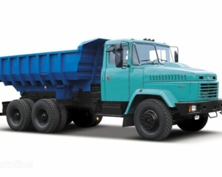 КрАЗ 6510, об'ємом двигуна 0 л та пробігом 1 тис. км за 0 $, фото 1 на Automoto.ua