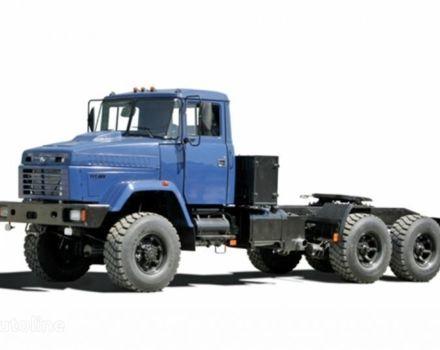 КрАЗ Т17.0ЕХ, об'ємом двигуна 0 л та пробігом 1 тис. км за 0 $, фото 1 на Automoto.ua
