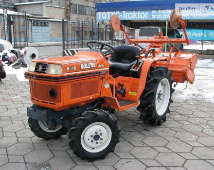 Оранжевый Кубота Б, объемом двигателя 0 л и пробегом 1 тыс. км за 4600 $, фото 1 на Automoto.ua