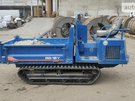 Синий Кубота Р, объемом двигателя 0.5 л и пробегом 1 тыс. км за 5500 $, фото 1 на Automoto.ua
