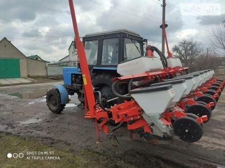 Оранжевый Кун Плантер, объемом двигателя 0 л и пробегом 8 тыс. км за 12200 $, фото 1 на Automoto.ua