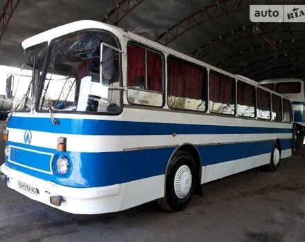 Синий ЛАЗ 699А Турист, объемом двигателя 12 л и пробегом 100 тыс. км за 4600 $, фото 1 на Automoto.ua