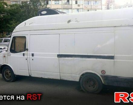 Белый ЛДВ Конвой, объемом двигателя 2.5 л и пробегом 320 тыс. км за 2500 $, фото 1 на Automoto.ua