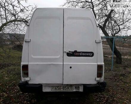 Білий ЛДВ Конвой вант., об'ємом двигуна 2.5 л та пробігом 10 тис. км за 2500 $, фото 1 на Automoto.ua