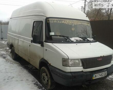 ЛДВ Конвой вант., об'ємом двигуна 2.4 л та пробігом 194 тис. км за 3600 $, фото 1 на Automoto.ua