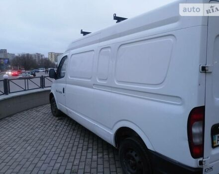 Белый ЛДВ Максус, объемом двигателя 2.5 л и пробегом 140 тыс. км за 4500 $, фото 1 на Automoto.ua