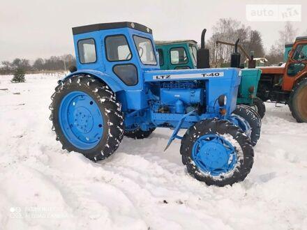 Синий ЛТЗ Т-40АМ, объемом двигателя 0 л и пробегом 1 тыс. км за 4400 $, фото 1 на Automoto.ua